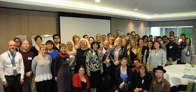 2. srečanje predstavnikov pedagoških delavcev držav članic EU v Bruslju